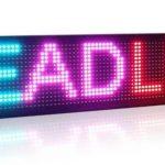 LED Displej - RGB - Colour